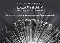 UPDATE: Samsung Premiere 2013: Galaxy and ATIV smorgasbord