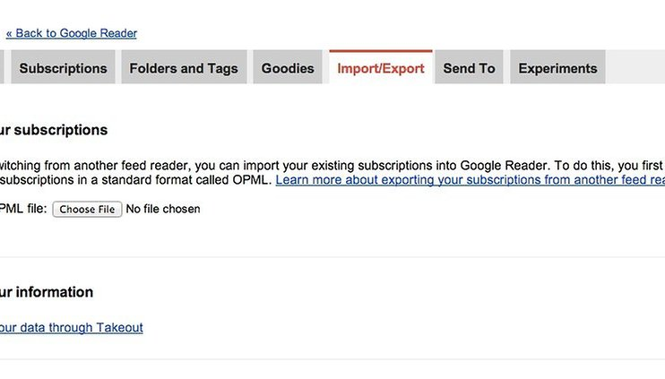 Google Reader is almost dead, long live the alternatives!