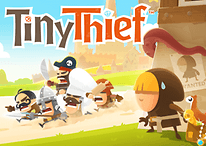 "Rovio Stars ""Tiny Thief"" now live on Google Play"