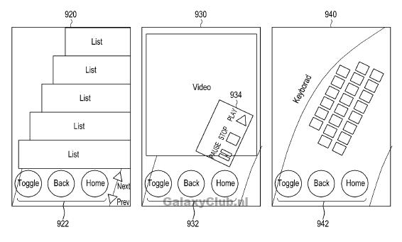 samsung touchwiz patent 4