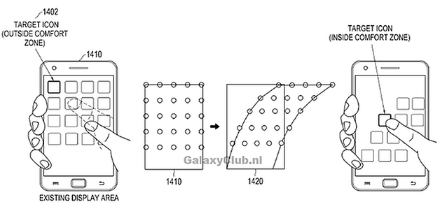 samsung touchwiz patent 6