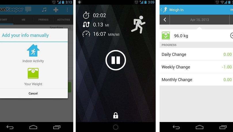 RunKeeper 3.3 adds Pebble Integration.