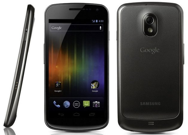 Samsung Galaxy Nexus small