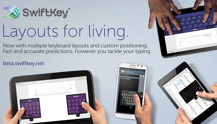 SwiftKey 4.3 Public Beta now available