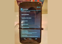 Android 4.3 spotted on a Nexus 4