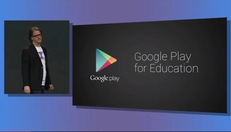 Google Play for Education: Android for the School