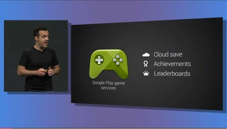Google Play Game Services Announced