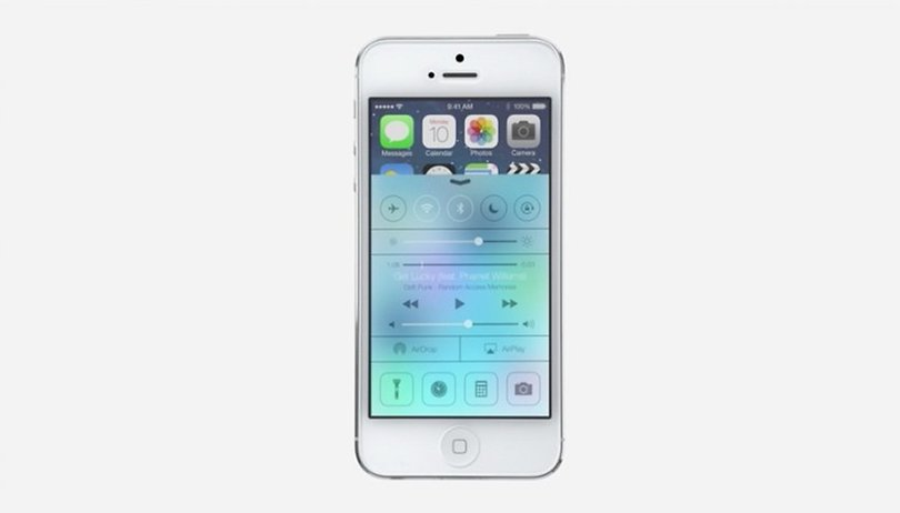 iOS 7: Here is what's new.