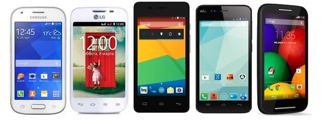 telefonos android kitkat baratos