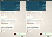 Use WhatsApp as a walkie talkie