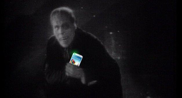 smartphone phantom led