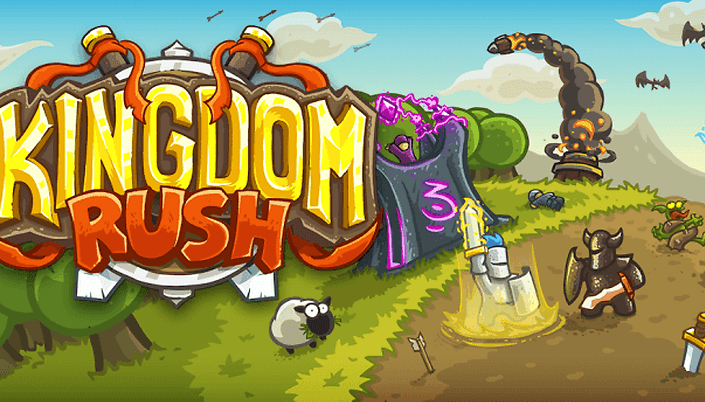 Kingdom Rush charges into Google Play