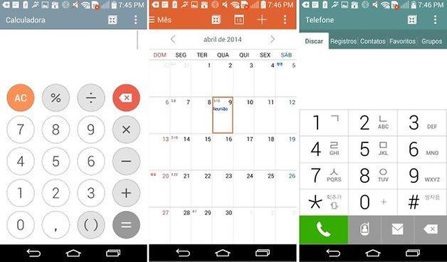 LG Optimus UI