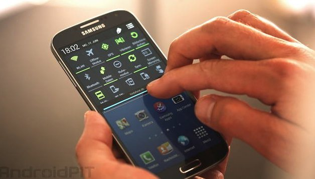 How to speed up the Galaxy S4