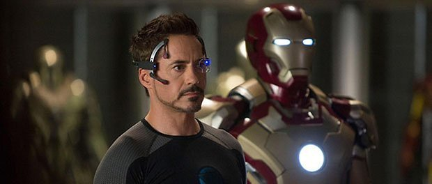 iron man google glass