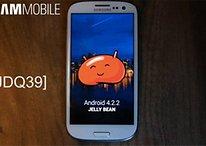 Atualização Jelly Bean 4.2.2 para Galaxy SIII vaza na rede