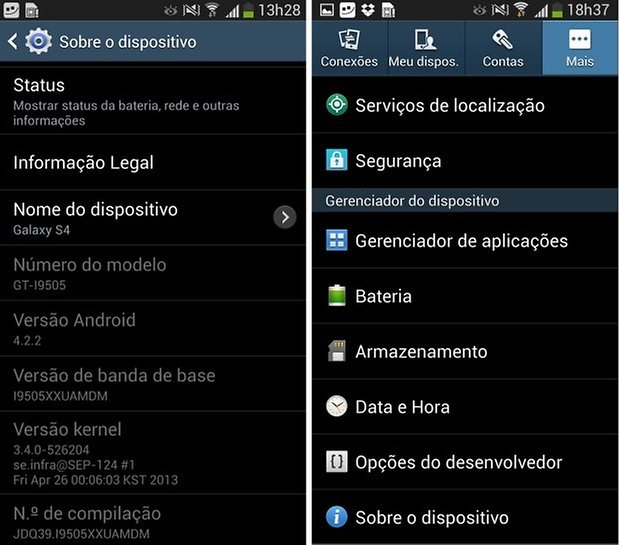 tutorial root galaxy s4 1
