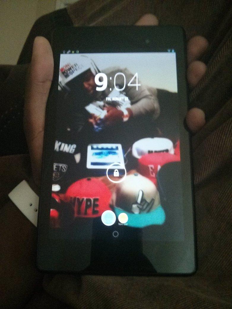 AndroidPIT Nexus 7 Personal