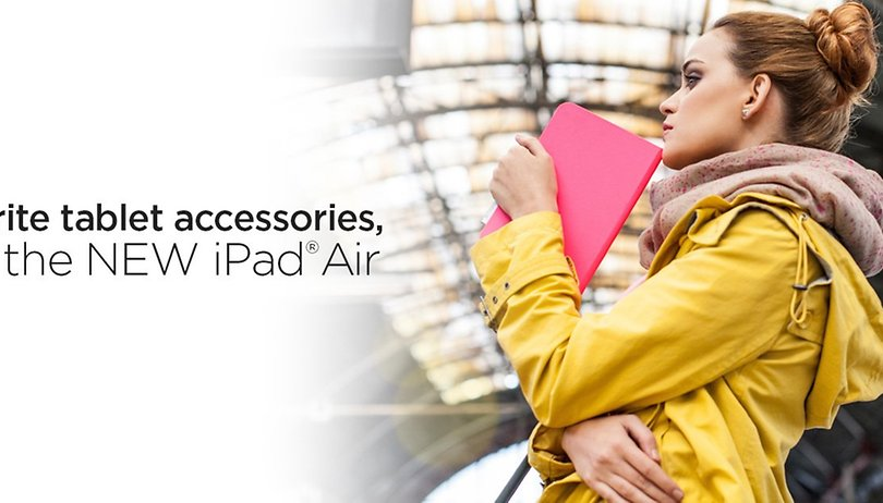 iPad Air Gets New Logitech Covers