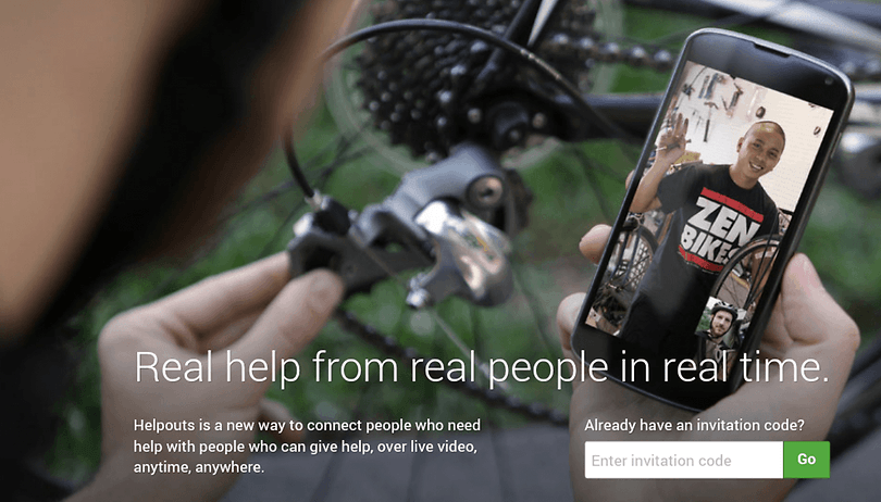 Google Quietly Introduces Helpouts