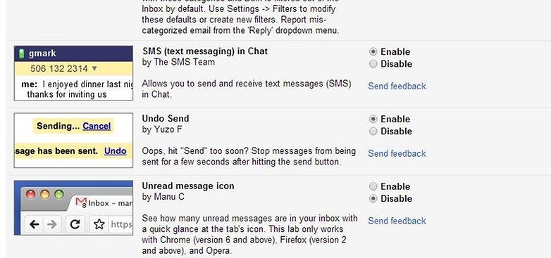 gmail2again