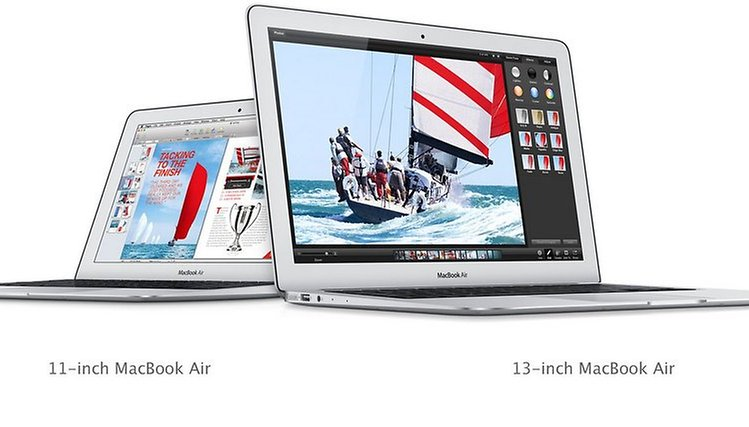 Apple Announces New Mac Book Air Products at WWDC