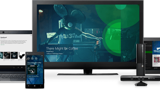 Xbox Music is Finally Here