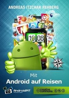 Mit Android auf Reisen - Cover