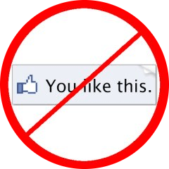 Don't like Facebook
