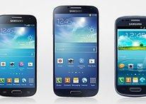 [Infographic] Samsung Galaxy S4 Mini, S4 and S3 Mini Compared