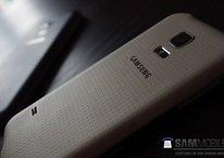 Samsung Galaxy S5 Mini mit Finger-Scanner und Pulsmesser erstmals auf Bildern