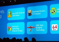 Android 64 bits pode estar mais próximo do que se espera