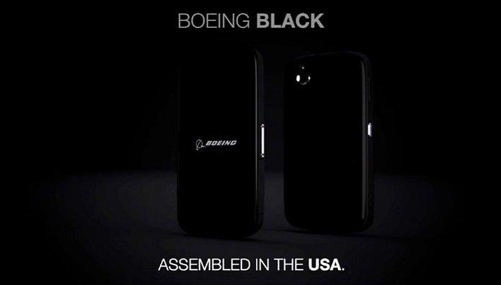 Boeing Black: o Android seguro da fabricante de aviões