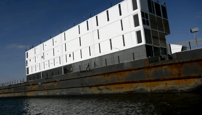 Barco misterioso do Google pode ser local de lançamento do Glass