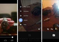 Google Camera: nova versão traz timer e recorte automático