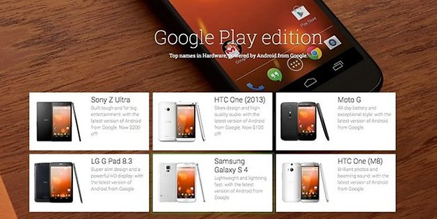 Android 4 4 4 update for Google Play editions [updated] | AndroidPIT