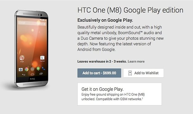 htc one m8 play store
