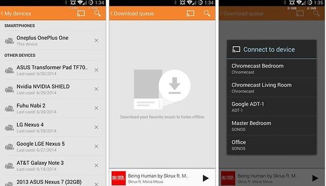 Google Play Music: v5.6 traz suporte ao Android TV, nova navegação e mais