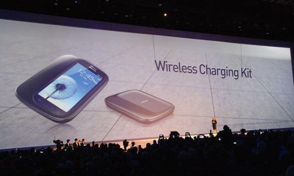 samsung wireless charging