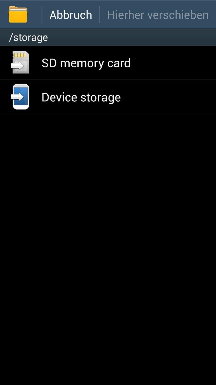Fotos Auf Sd Karte Verschieben S4.Samsung Galaxy S4 Mp3 Musik Auf Speicherkarte Verschieben Samsung