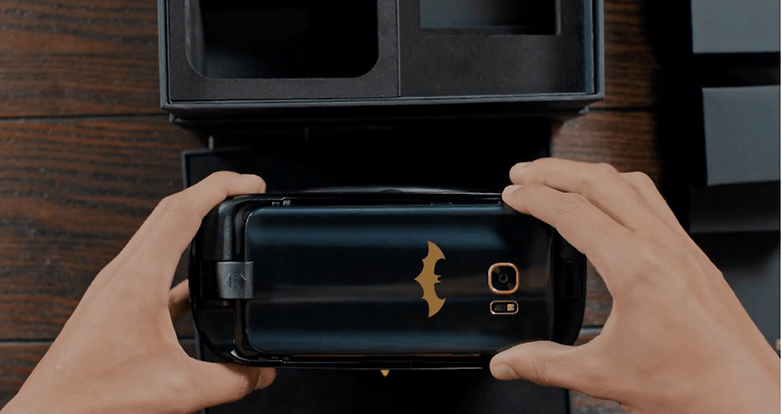 Samsung Galaxy S7 edge Injustice Edition 09