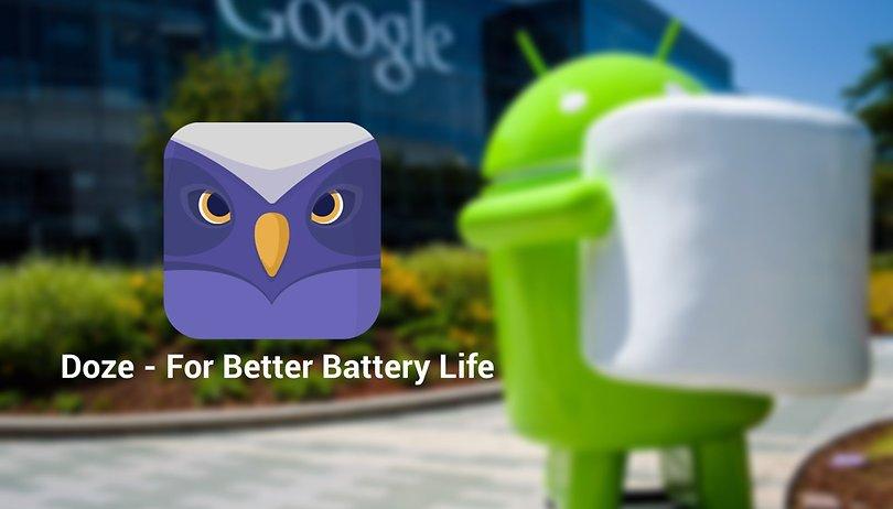 Tenha o Modo Doze do Android 6.0 Marshmallow no seu smartphone Android