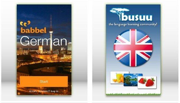 Babbel vs Busuu