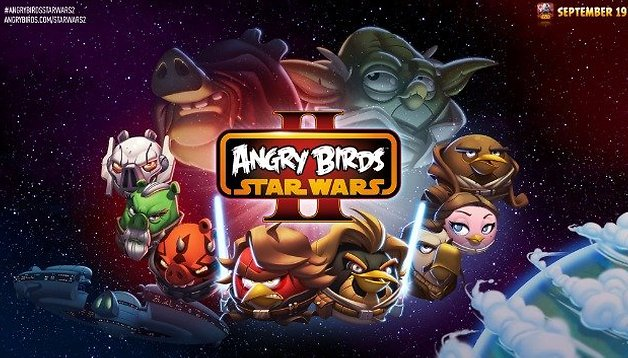 Angry Birds Roundup: Star Wars 2, Kart-Racer, New Classic Levels Added