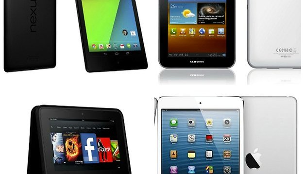 Android behind world wide tablet growth