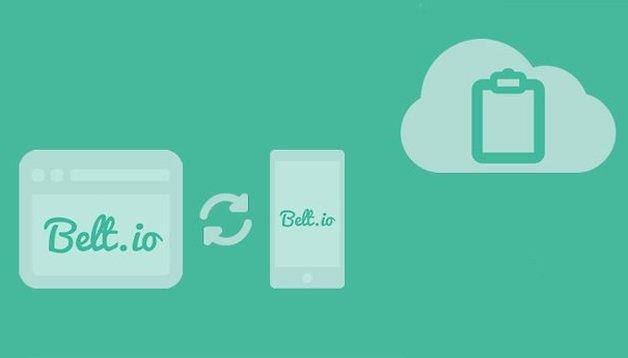 Belt.io: eine Zwischenablage in der Cloud
