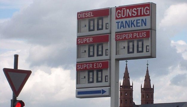 TankenApp von T-Online.de - die günstigsten Spritpreise für unterwegs