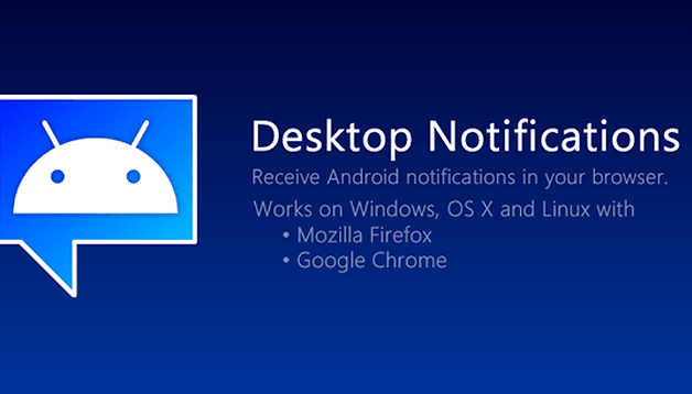 Desktop Notifications - be informed about everything on your PC!