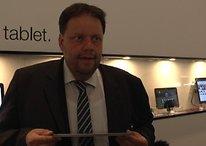 [IFA][Video] Toshiba AT200 - das zukünftig dünnste Tablet?!