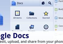 Google veröffentlicht Google-Docs App im Market